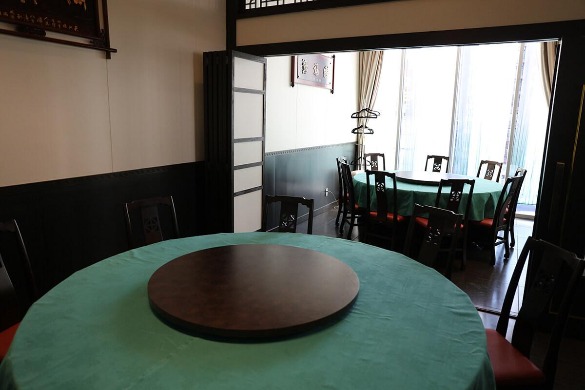 盤古殿秋葉原UDX店の完全個室